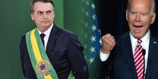 Bolsonaro Biden