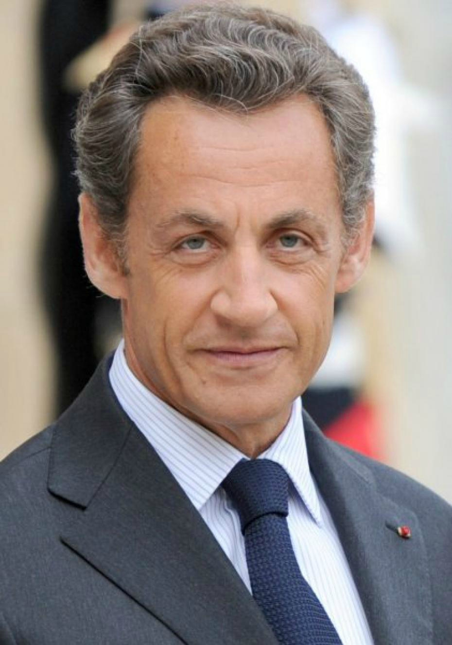 Message de Nicolas Sarkozy aux Français
