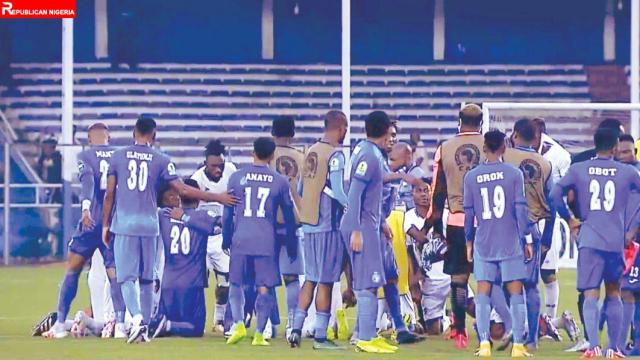 CAF Releases Number Of Fans To Watch Rivers UnitedAl Hilal Clash