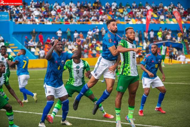 Central African Republic 0-2 Nigeria Key lessons from Super Eagles triumph