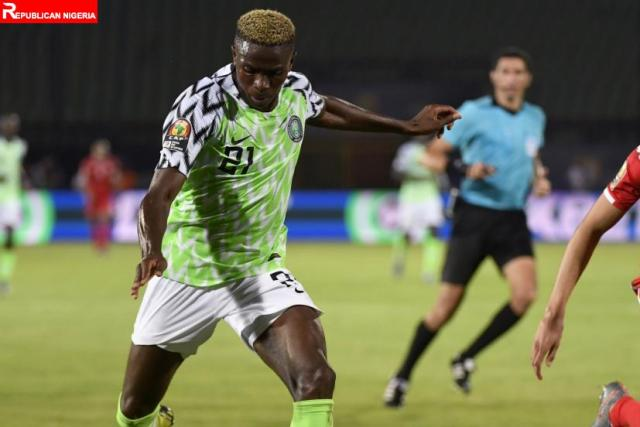 FIFA list Osimhen among four African Stars to watch out for in Qatar 2022