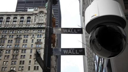 Wall Street Surveillance