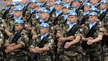 UN global police