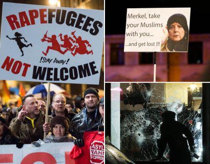 rape refugees