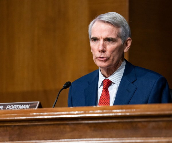 Portman Criticizes COVID Package, Urges Dems To Negotiate