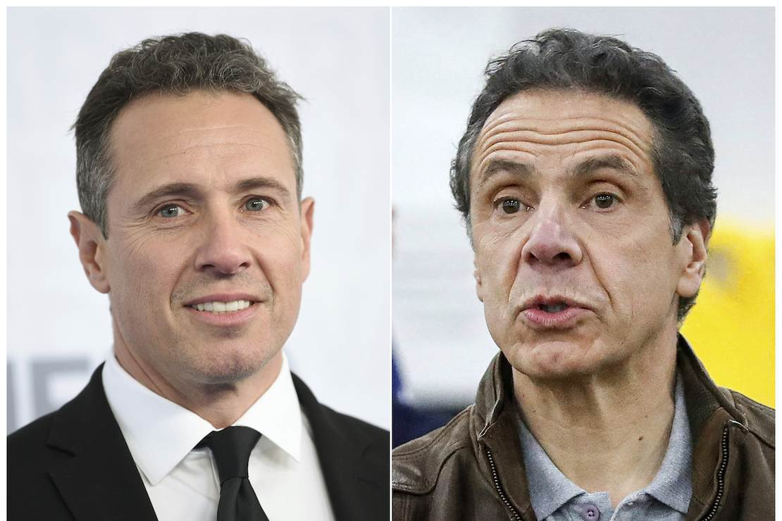 "Chris Cuomo's Own ""Situational Ethics"" Should Be Condemned by CNN"