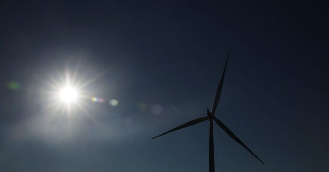 Half of Texas Wind Turbines Freeze, Hurting Electricity Output