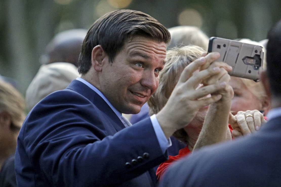 No, There Isn't a Battle Between Ron DeSantis and Larry Hogan for the Future of the GOP – RedState