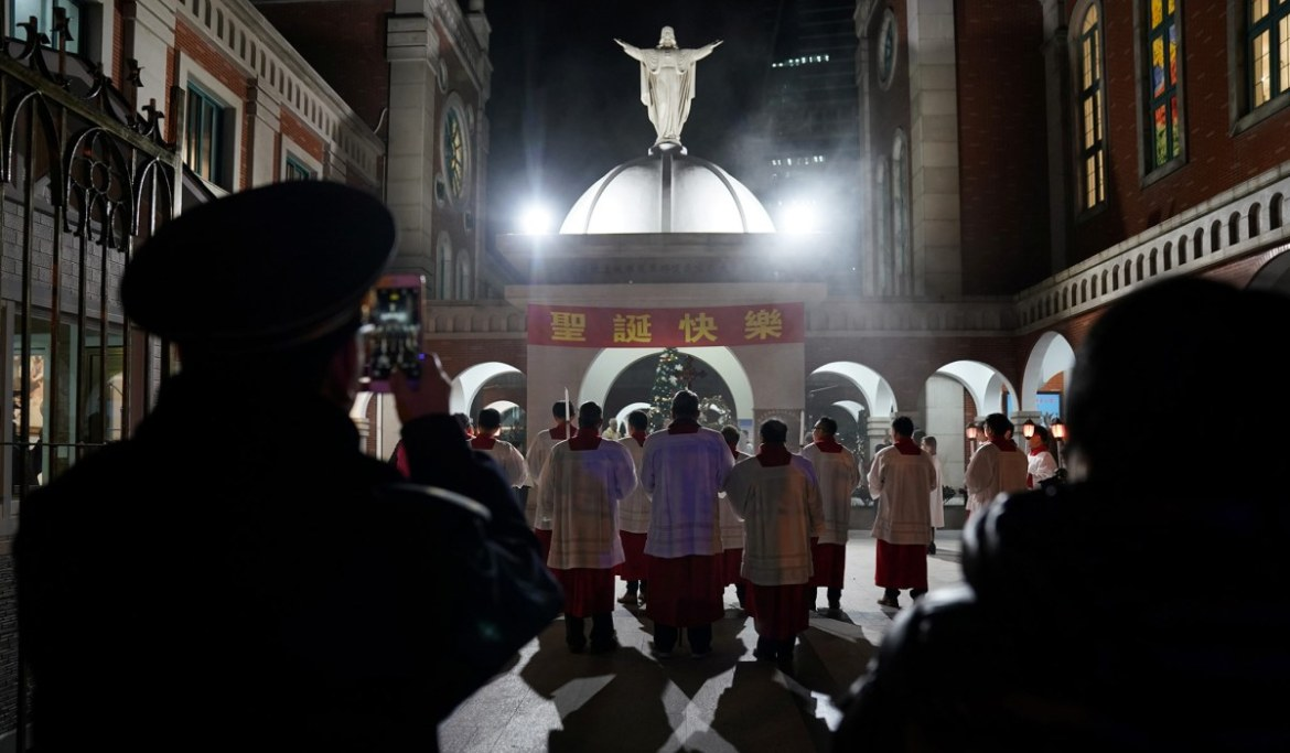 China–Vatican Agreement: Beijing Already Reneges on Appointment of Bishops