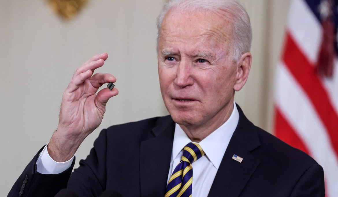 President Biden Orders Review of Supply Chain for Semiconductor Chips, Critical Resources