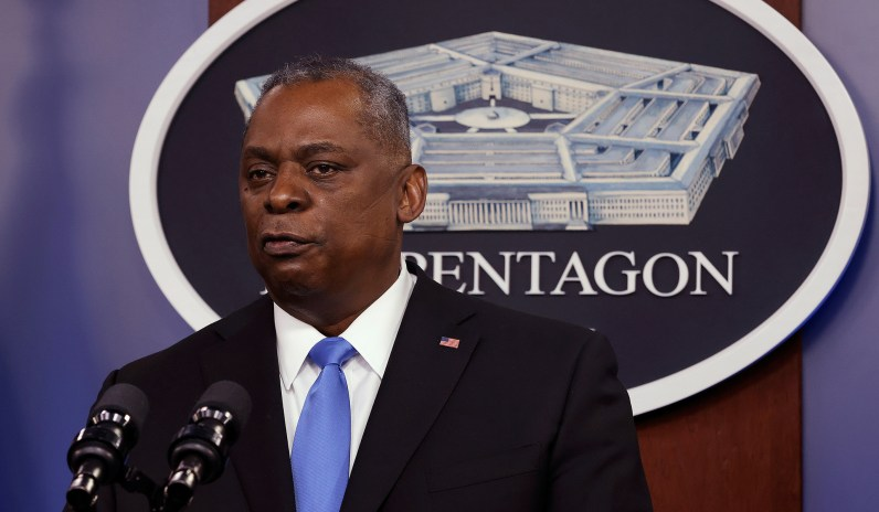 Lloyd Austin's & Department of Defense: Stand-Down Order Problems Possible