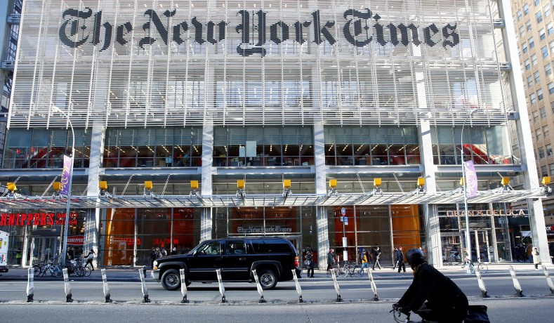 'NYT' Editor Retracts Racial Slur Standard Used to Justify McNeil Ouster: 'Of Course Intent Matters'