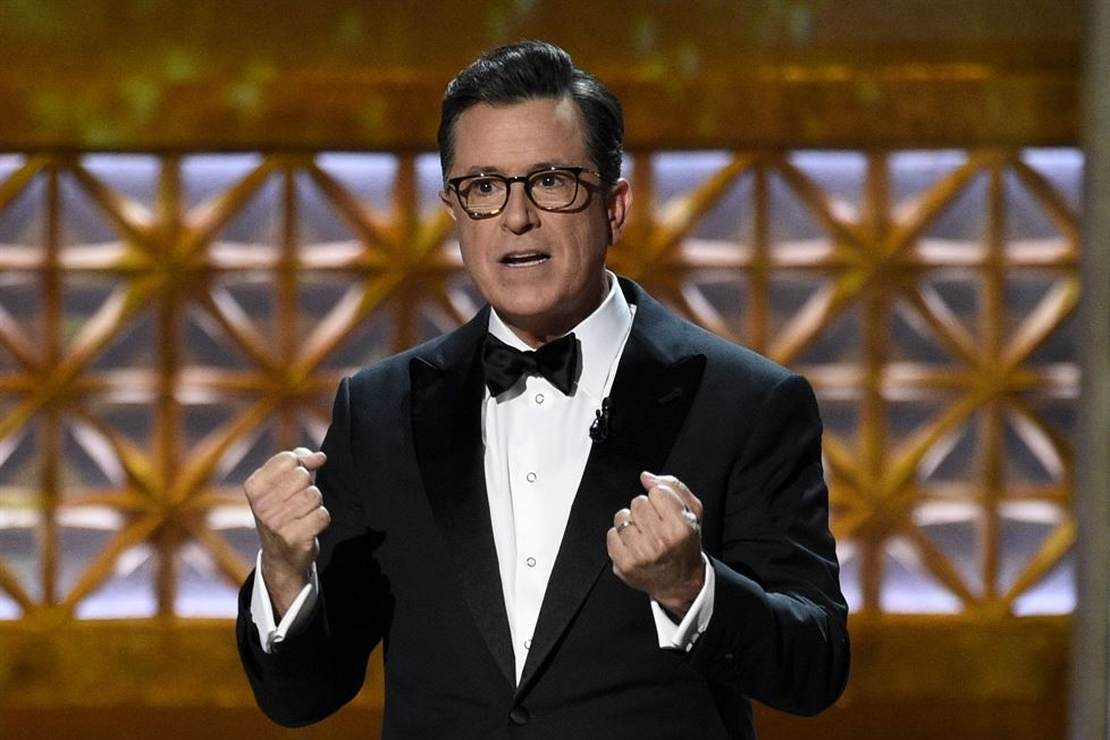 Colbert Suggests Guns Should Be Regulated Like Cars, Alcohol – Bearing Arms