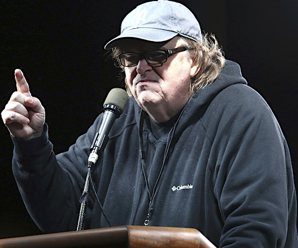 Michael Moore: Maskless Texas Doesn't Deserve 'Precious Vaccine'