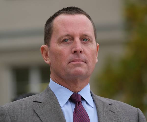 Ric Grenell to Newsmax TV: Biden Is Only Reordering Vaccines