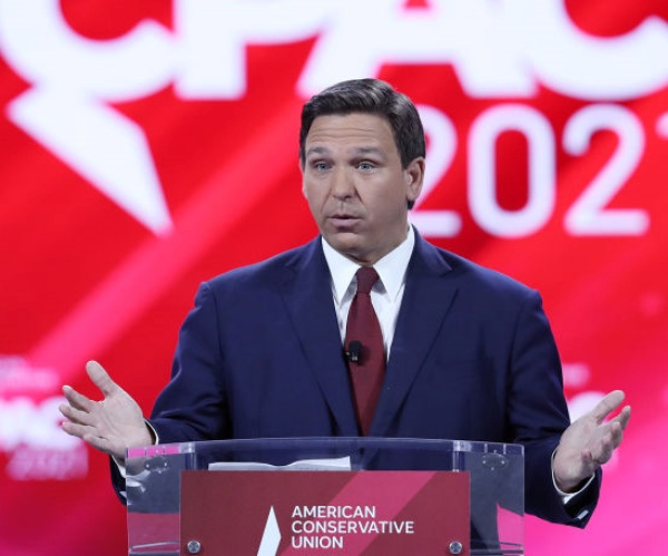 Gov. DeSantis Threatens to Sue CDC to Get Cruises Sailing Again