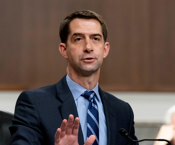 Sen. Cotton: Border Patrol Agrees Immigration Policy a 'Total Failure'