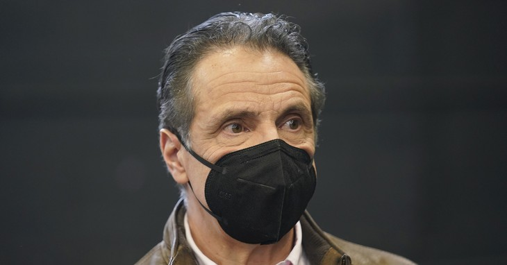 Andrew Cuomo Won't Go Down for the Nursing Home Scandal – RedState