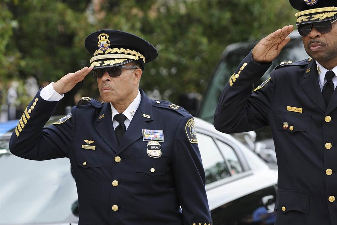 Detroit Police Chief Concerned About Anti Police Rhetoric Getting Cops Shot – RedState