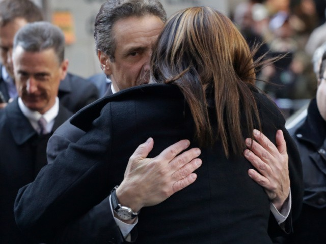 Andrew Cuomo Accuser Alleges Governor Was 'Aroused' During Hug