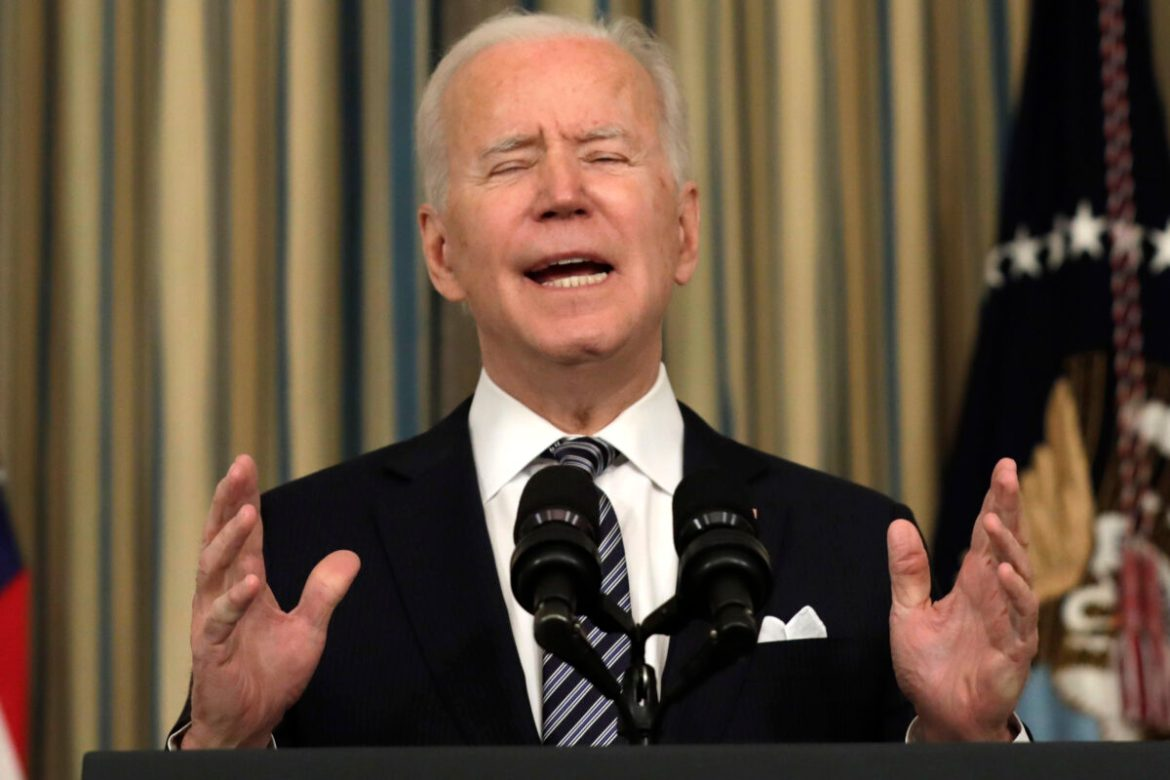 Psaki On Reports Biden Admin Keeping Kids On Floors, Hungry, With No Sun: It's Trump's Fault!