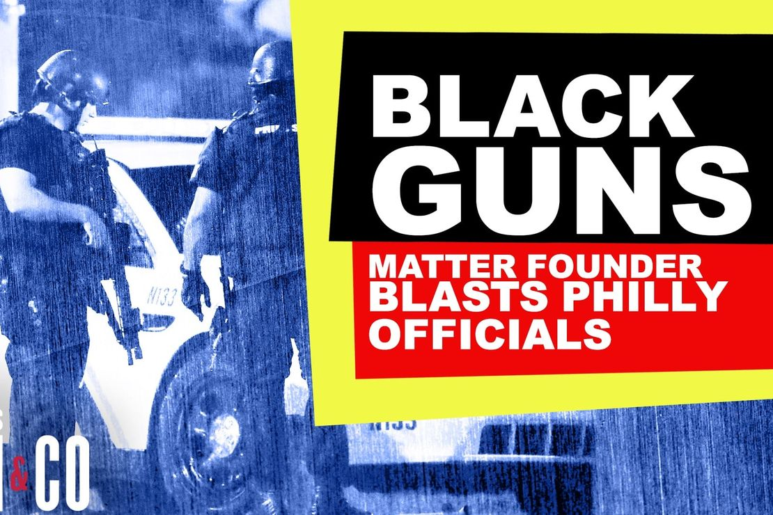 Black Guns Matter Founder Blasts Philly Officials Over Violent Crime – Bearing Arms