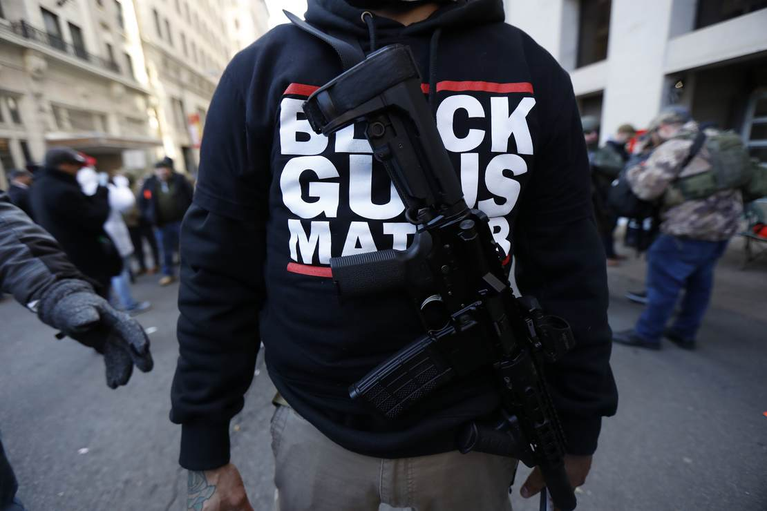 North Carolina Governor Called Out On Jim Crow Gun Law – Bearing Arms