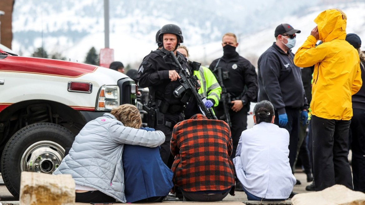 Boulder Colorado Shooting — After the Shooting Comes the Debate about Motive
