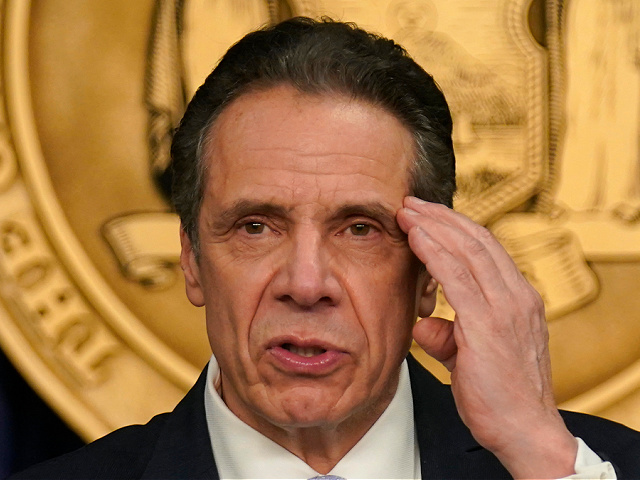Gov. Cuomo Approval Plummets, Majority Don't Want Him to Run in 2022