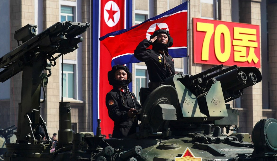North Korea Conducts First Weapons Test Since Biden Inauguration
