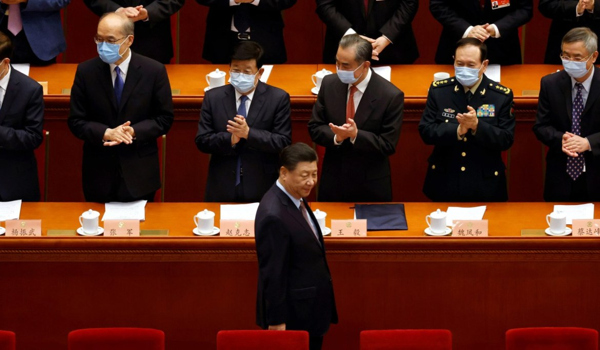China's New World Order Revealed in Translated Speeches