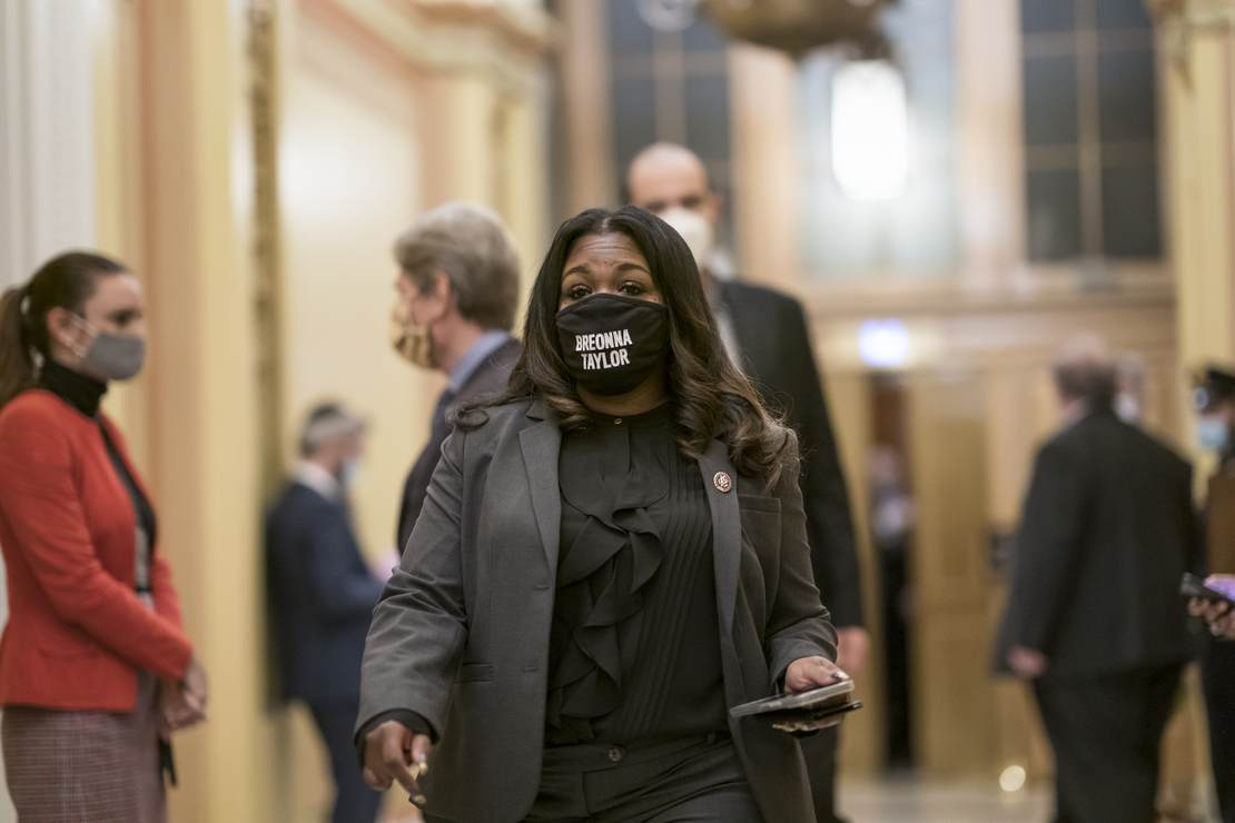 Cori Bush Unwittingly Hands GOP a Gift With Her Take on Columbus Police Shooting – RedState