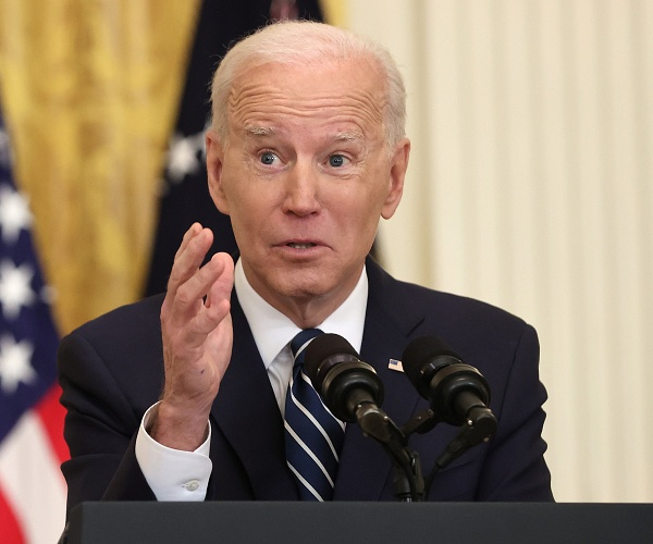 Biden Supports MLB Moving All-Star Game Out of Georgia