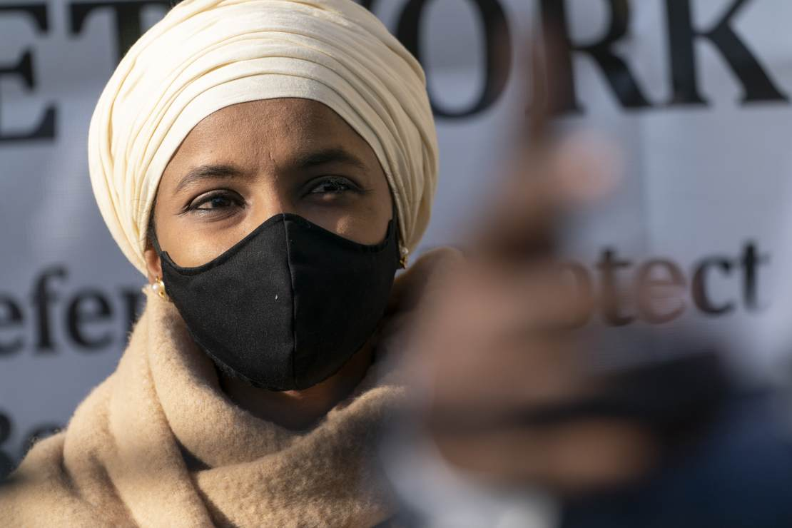 Rep. Ilhan Omar Exploits Capitol Officer's Death to Push Gun Control – RedState