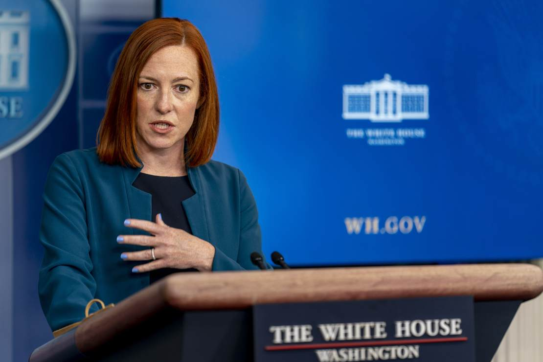 Jen Psaki Says Kamala Is 'Allowed a Snack' When Asked Why VP Is Visiting Chicago Bakeries and Not the Border – RedState