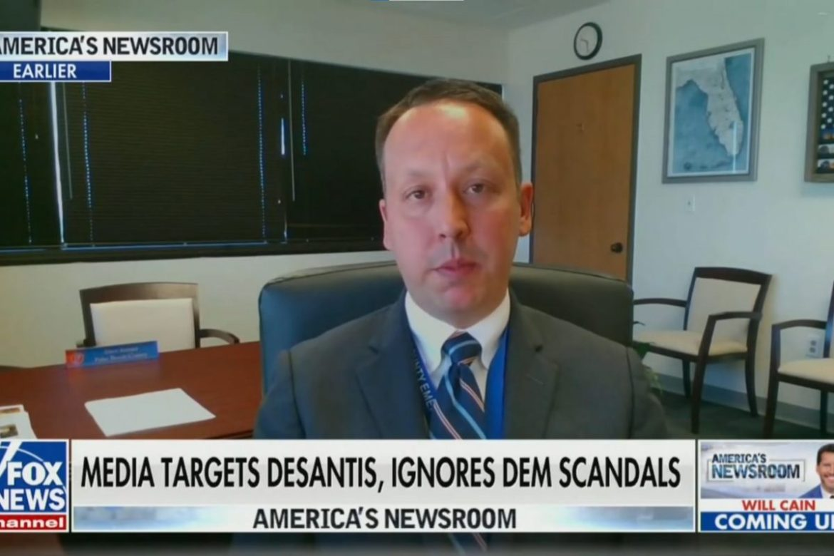 Democrat Mayor On CBS Smearing Ron DeSantis: I Explained Everything To Them In 45-Minute Interview