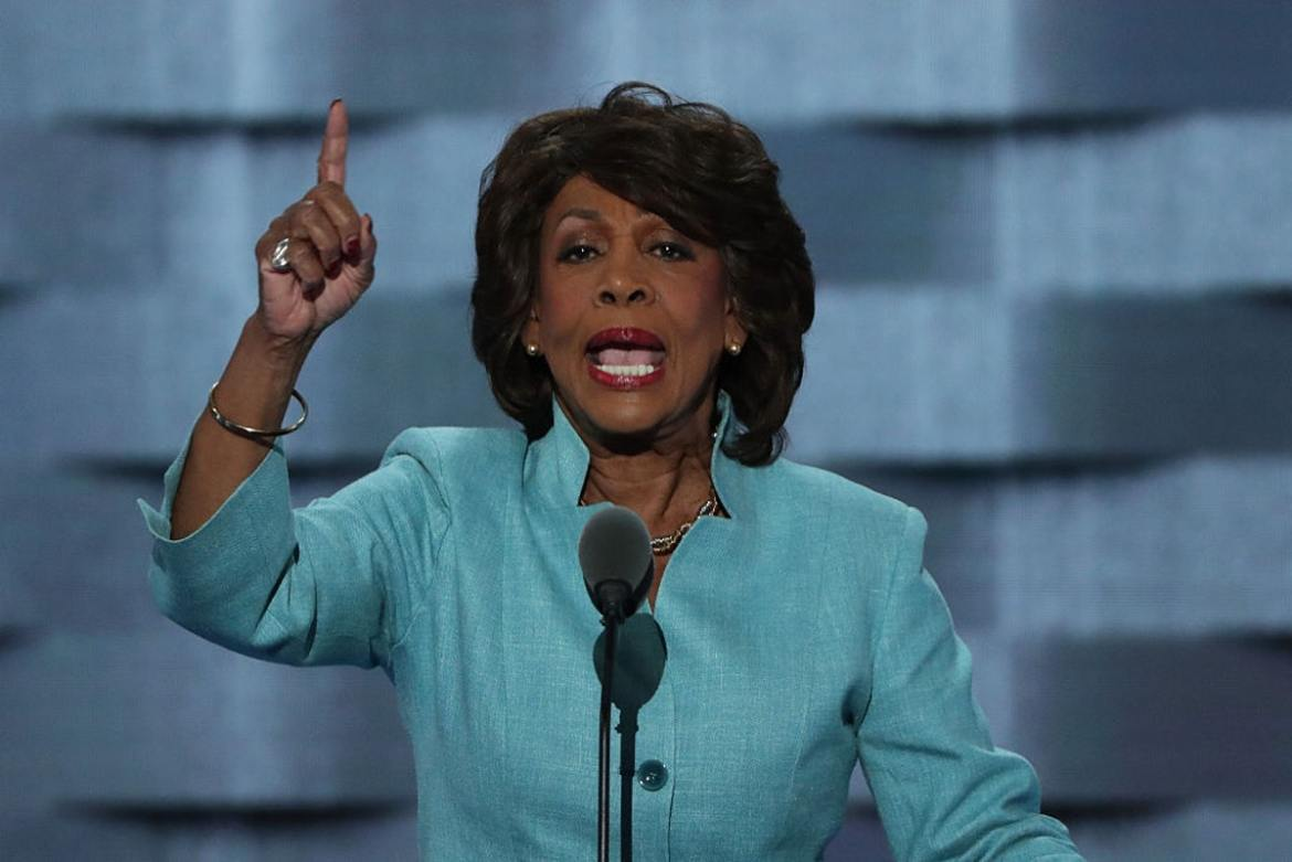 4 Times Maxine Waters Condoned Political Harassment Or Violence