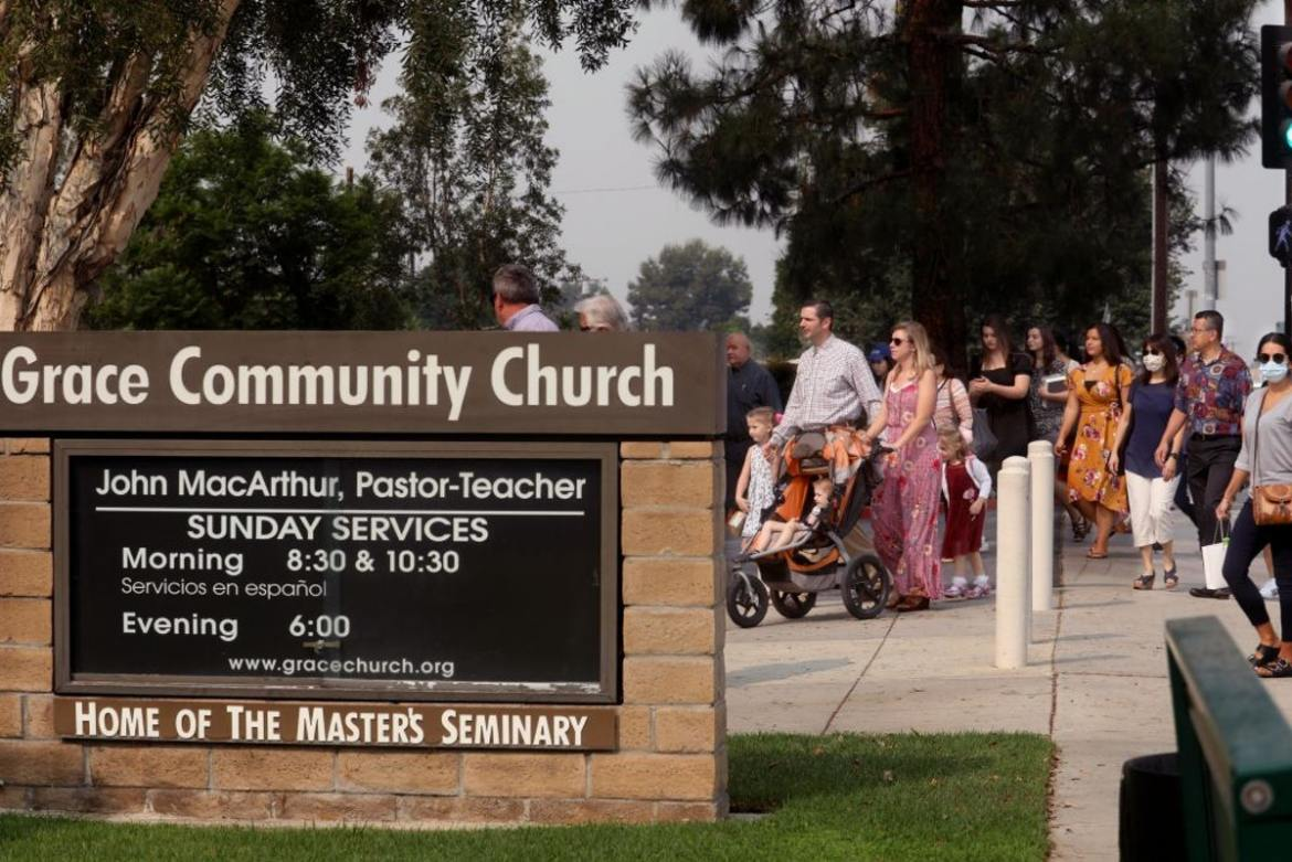 John MacArthur's LA County Church Continues To Fight For Freedom To Hold Indoor Services