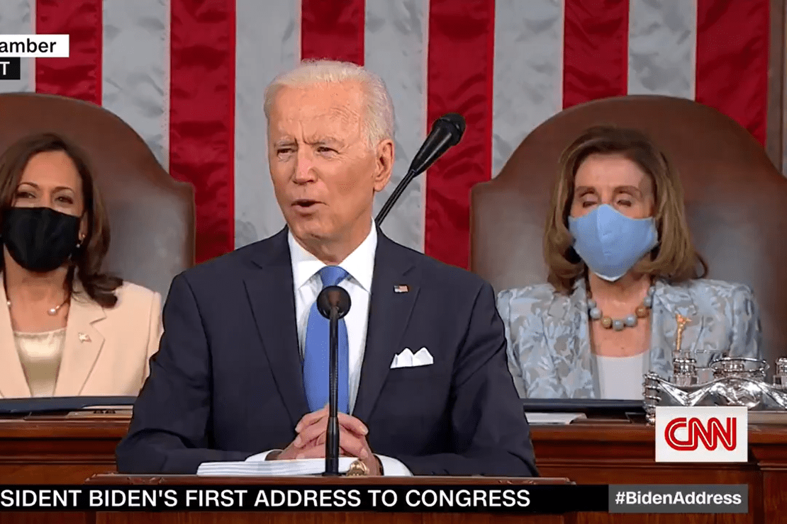 Joe Biden Proposes Crippling Taxes, Strangling Regulations, and Completely Unsecure Elections in Prime-Time Speech – RedState
