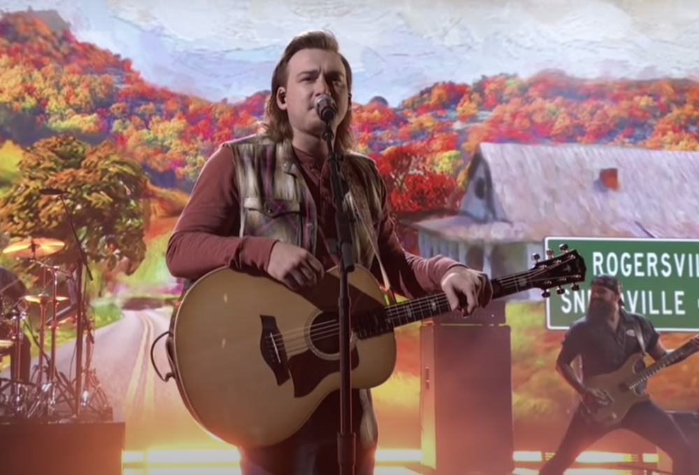 Fans Show Support For 'Canceled' Artist Morgan Wallen Ahead Of Awards Show