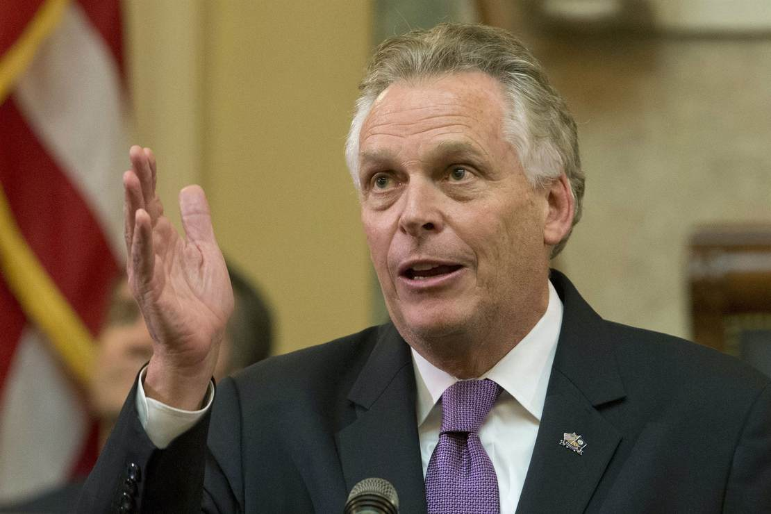 Some Really Weird Sh*t Happened in the Virginia Democratic Gubernatorial Primary Race This Week – RedState
