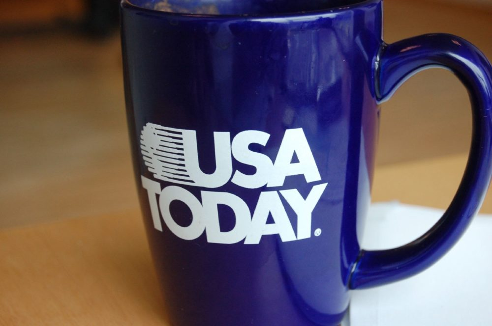 USA Today Editor Says Republicans Are A Greater Threat Than 9/11