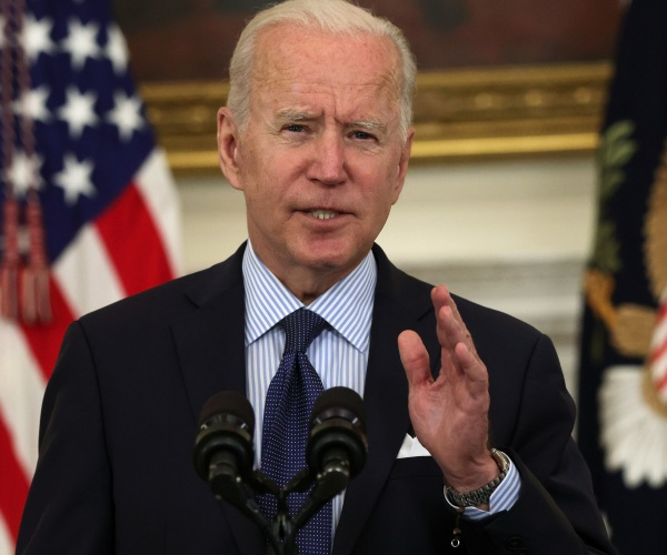 Biden Says Unvaxed Can 'Die Every Day' Same Day He Sets July 4 Vax Goal