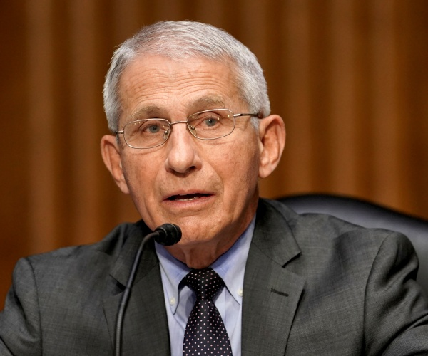 Fauci Admits He's 'Not Convinced' COVID-19 Is Natural