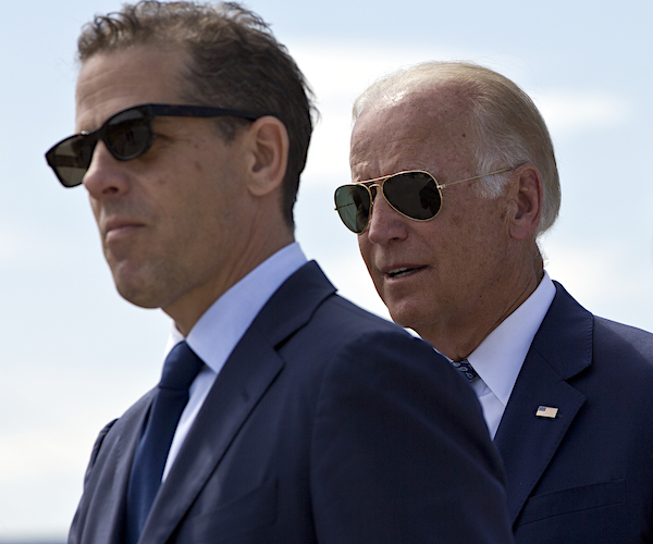 Mark Meadows to Newsmax: 'More to Come With Hunter Biden' Story