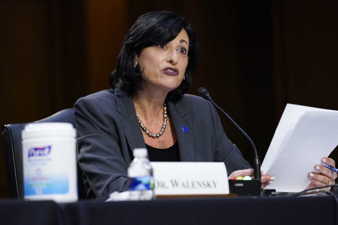 CDC Dir. Rochelle Walensky Makes an Astonishing Admission About COVID Deaths – RedState