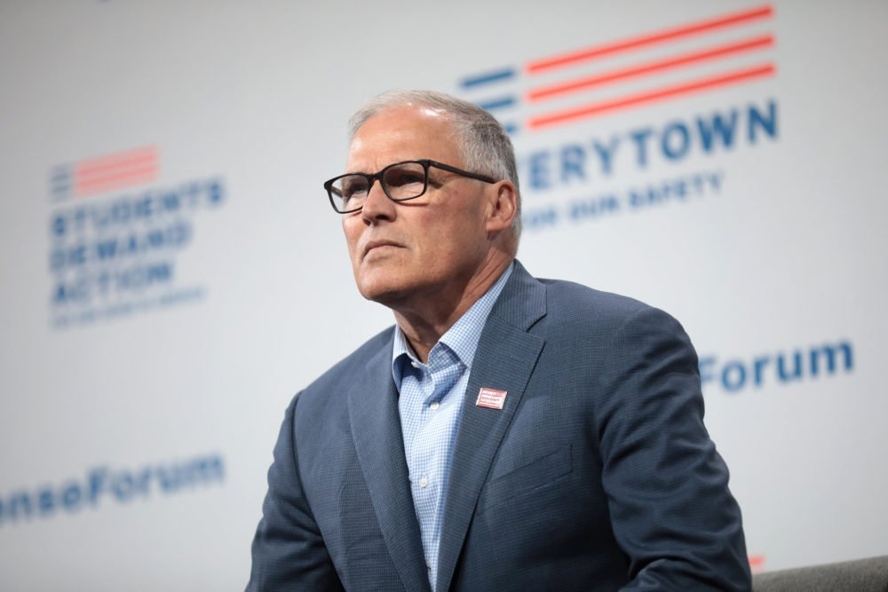 Jay Inslee Orders Churches, Sporting Events To Implement 'Vaccinated Sections'