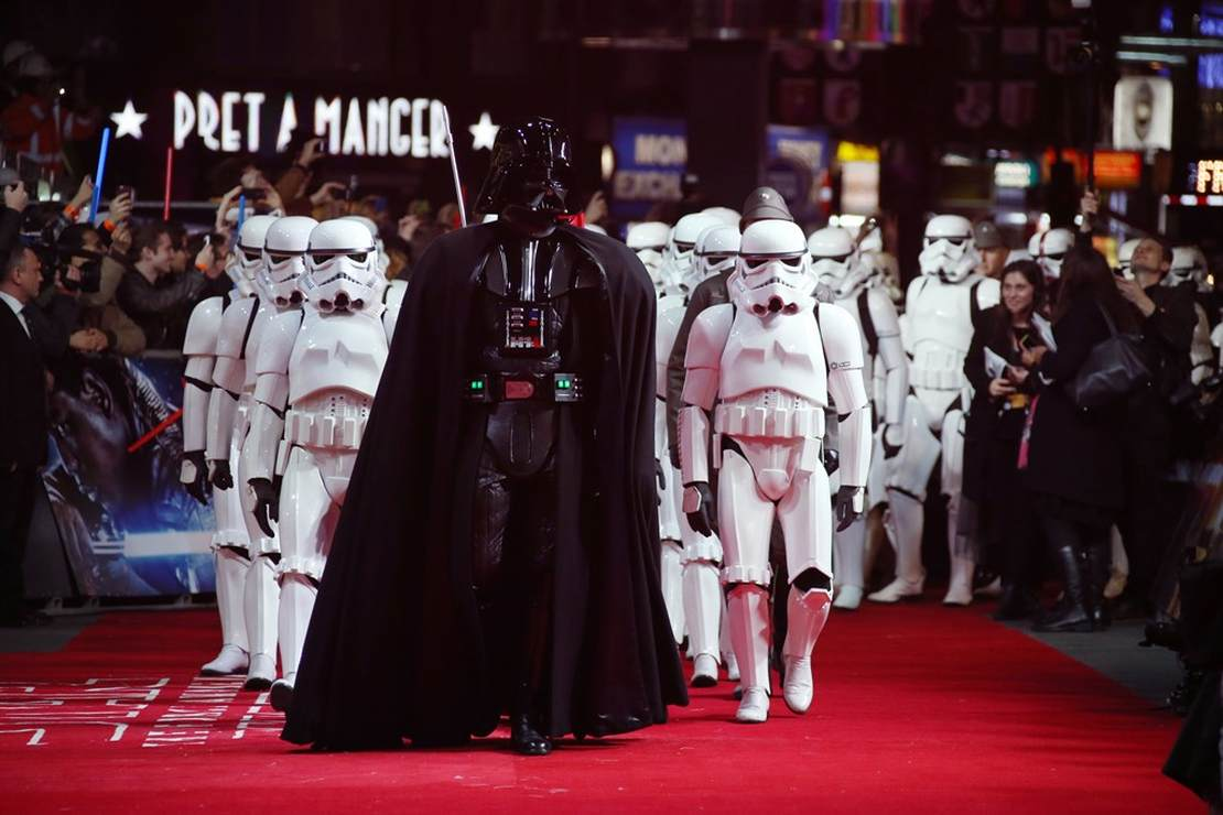 Alabama Public Health Enlists Darth Vader to Push Mask Wearing – RedState