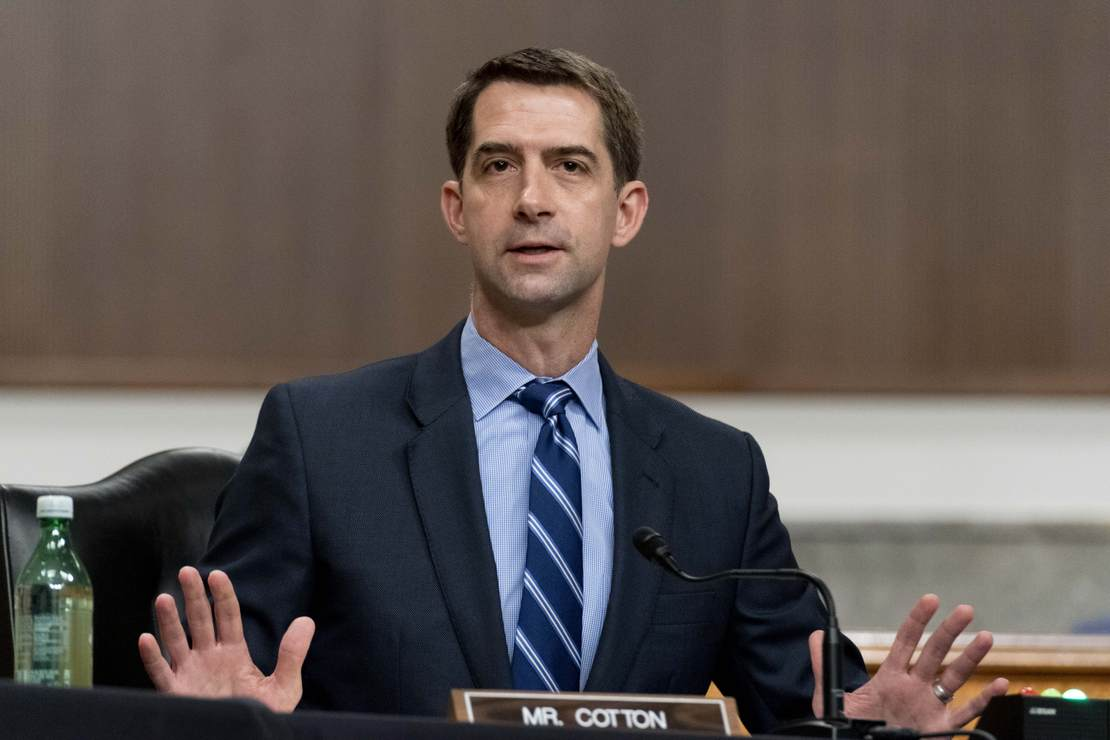 Pearls Are Clutched, as Tom Cotton Asks 'Uncomfortable Questions' on What AP Knew About Hamas Terrorism – RedState