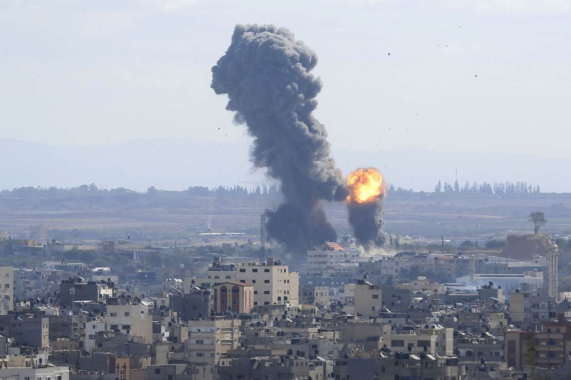 Palestinians to Get Aid From US While They Engage in Armed Clash With Israel – RedState